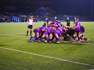 Saracens vs Loughborough Lightning | by nedrichards