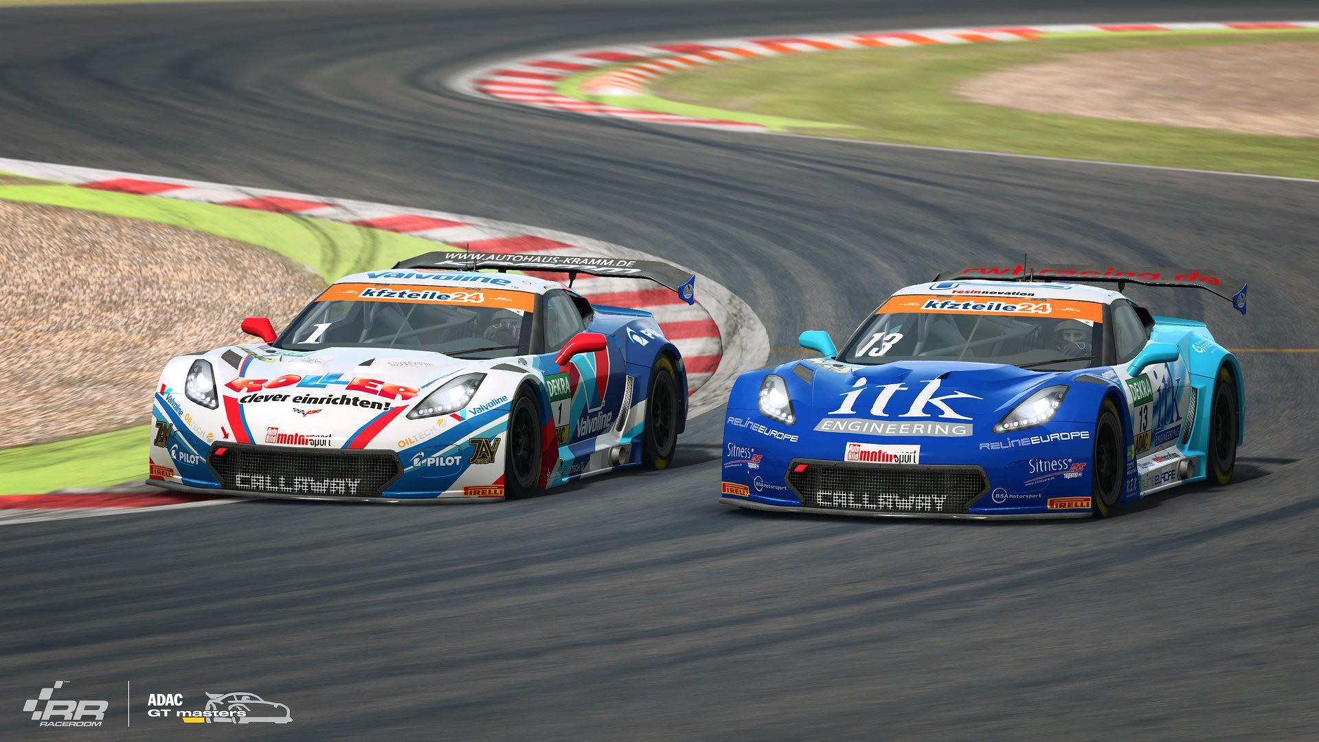 RaceRoom Corvette C7 GT3-R 3