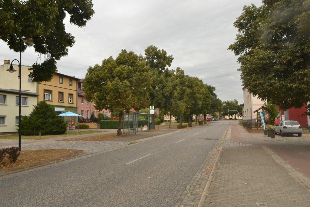 Eberswalder Straße in Schorfheide (134FJAKA_1629)