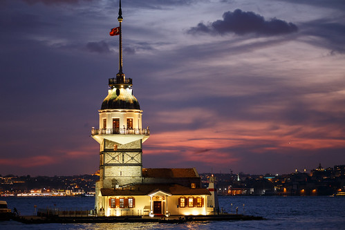Kizkulesi Tower of Istanbul | by aksoykaan1