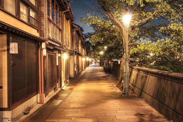 Kazue-machi Chaya District - Kanazawa (Japan)