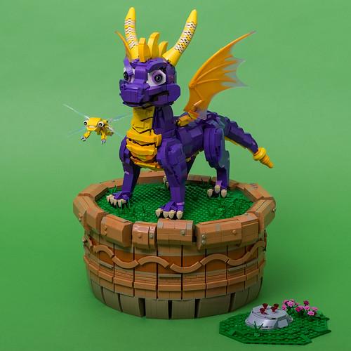 "Spyro (from ""Spyro the Dragon"")"