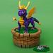 """Spyro (from """"Spyro the Dragon"""") by SteppedOnABrick"""
