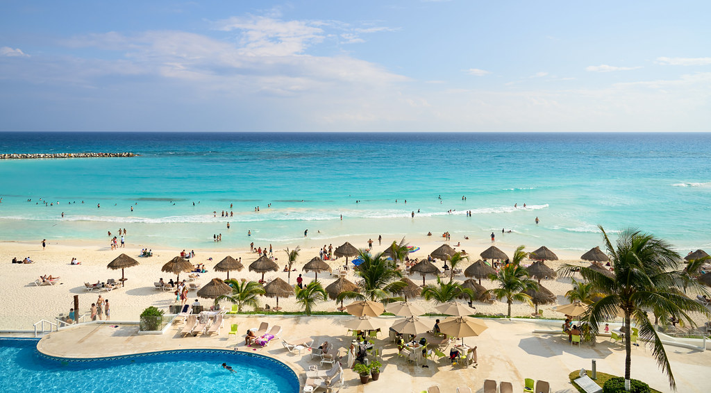 View from The Hotel, Cancun
