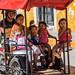 2018 - Mexico - IZAMAL - Family Ride Share por Ted's photos - For Me & You