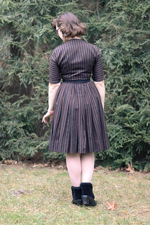 1950s neutral fall outfit | by polka.polish