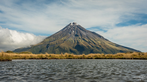 unforgivenartde taranaki sky newzealand grass nikond750 volcano clouds dirkkirchner