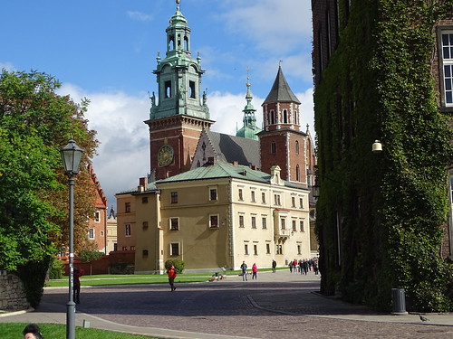 Krakow, Poland   by eoshea