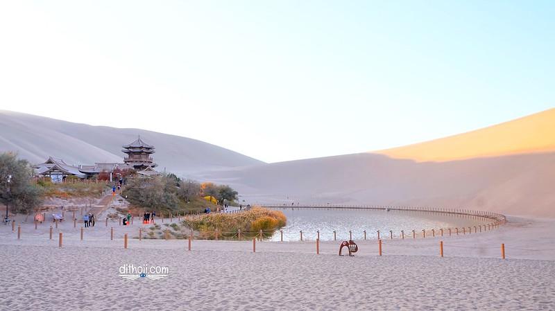 Đôn Hoàng- Du lịch Trung Quốc