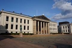 The Royal Palace - Oslo, Norway