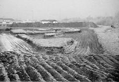 Streckenbau 1983