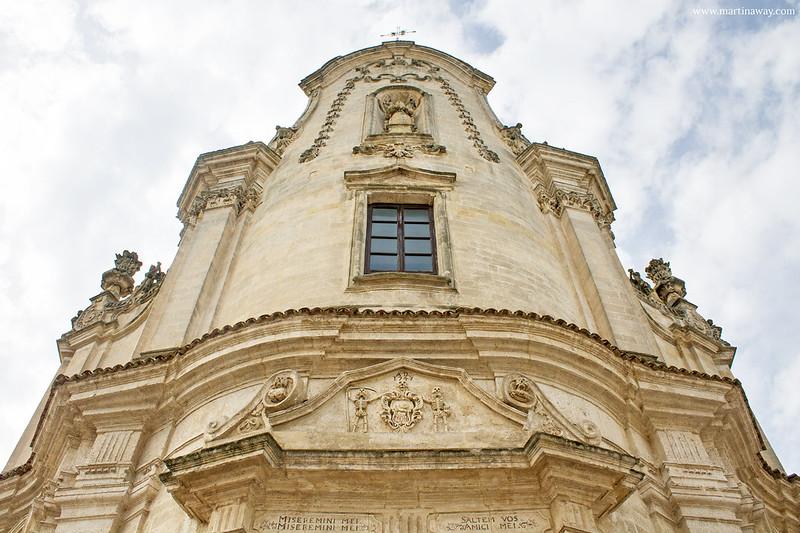 Purgatorio, cosa vedere a Matera