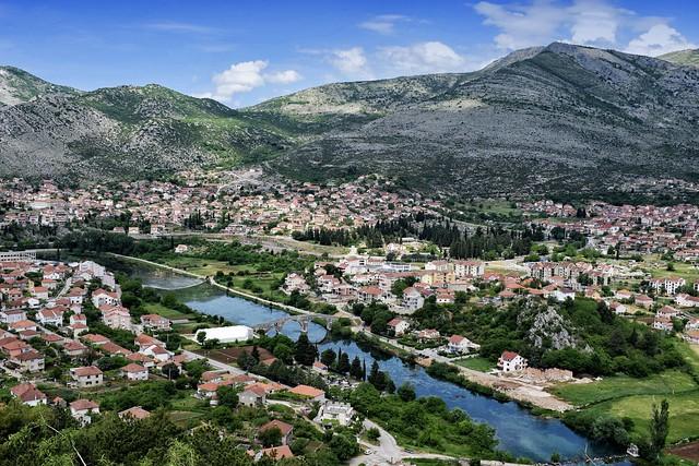 View of Trebinje