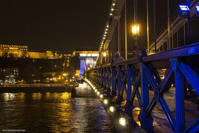 Ponte delle Catene (Széchenyi Lánchíd)