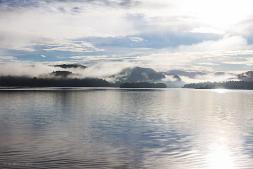 Morning in the Fjords