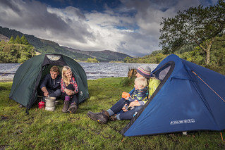 Loch Chon campsite (2017) | by Your Park