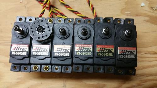 Hitec digital servos | by JD and Beastlet