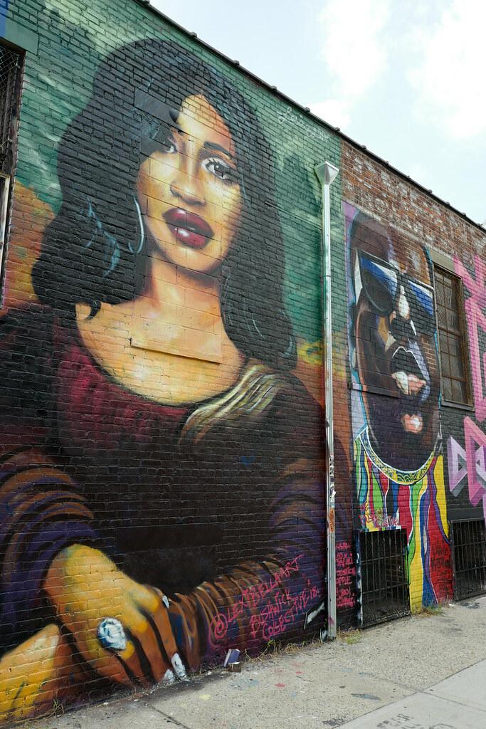 Street art et culture hipster à Brooklyn