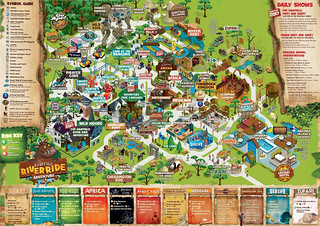 Chessington World Of Adventure 2017 Park Map | by ThemeParkMedia