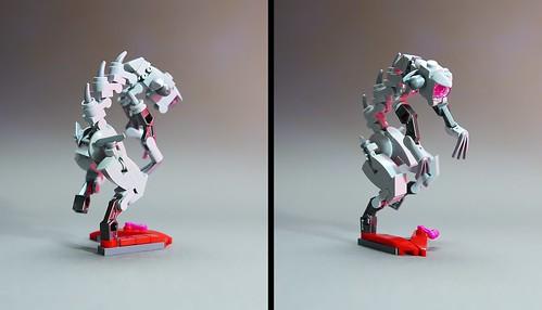 The Sprinter LEGO MOC