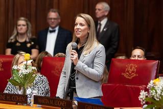 Senator Christine Cohen