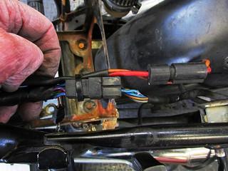 Rear Wiring Harness Plug Location | by Brook Reams
