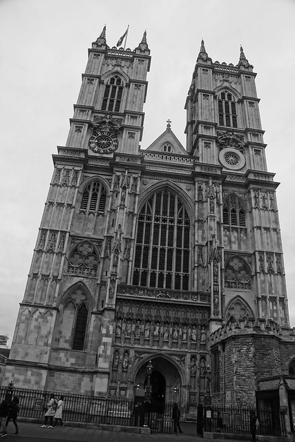 Collegiate Church of St Peter at Westminster (Westminster Abbey), Dean's Yard, SW1, City of Westminster, London