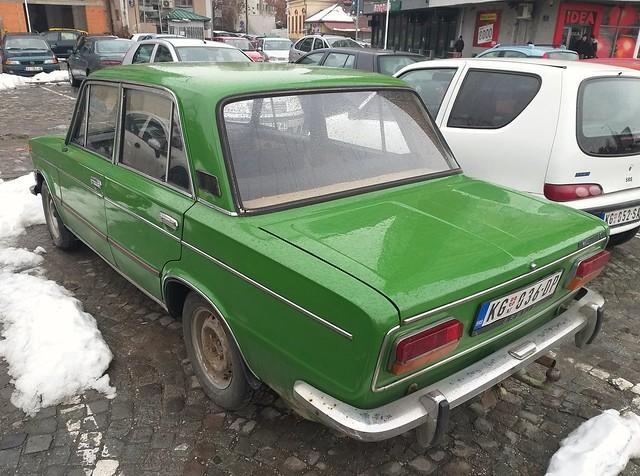 1977 Lada 1500SL (VAZ-2103)