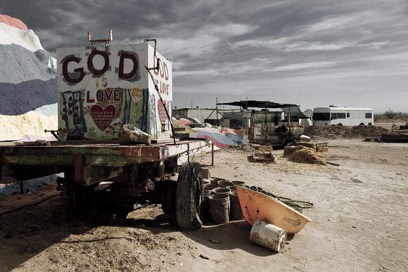 Salvation Mountain #2