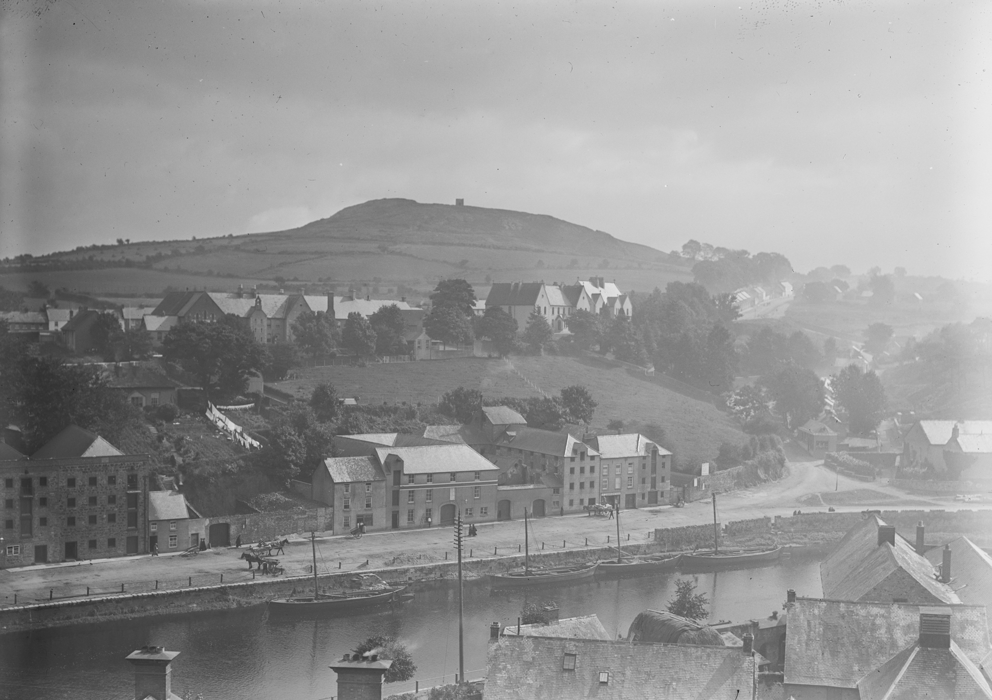 General View, Enniscorthy, Co. Wexford