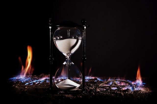 The infinite Hourglass