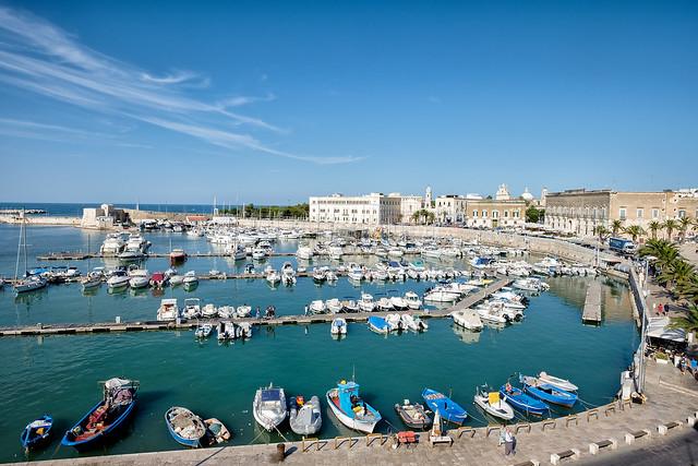 Old harbour -- Trani - Puglia -  Italia
