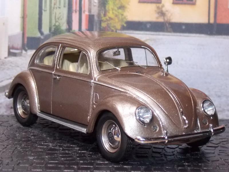 VW Beetle - 1955