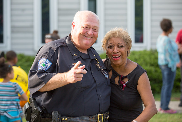 National Night Out in North Charleston