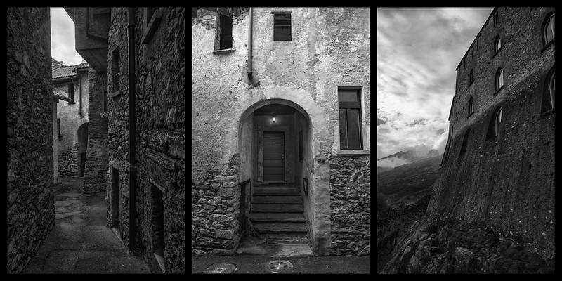 Ticino Triptych