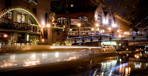 urbanlandscape architecture panoramic nightshots canals