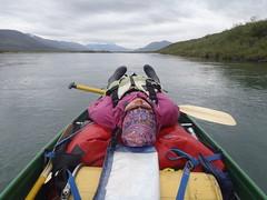 I took my wife canoeing