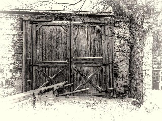 Katie Bar the Door