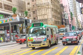 Hoing Kong Mini Van Bus | by IQRemix