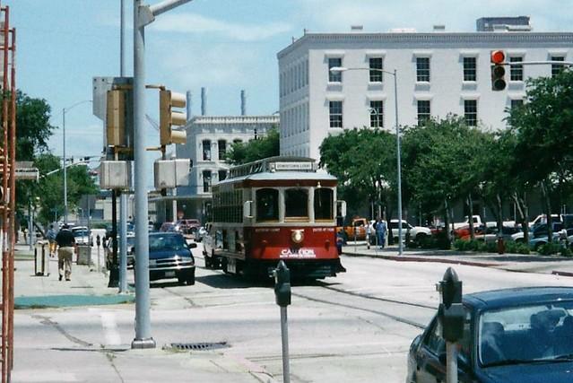 Galveston, Texas Streetcars