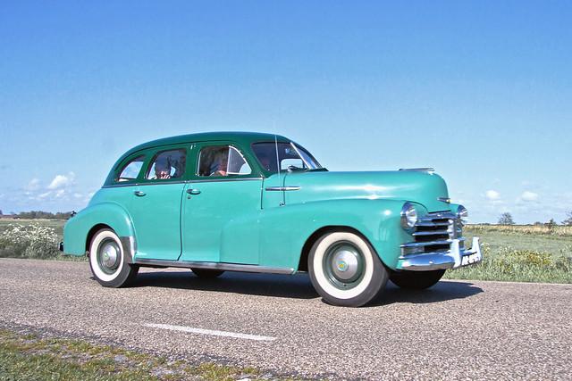 Chevrolet Stylemaster 1503 FJ 1948 (3971)