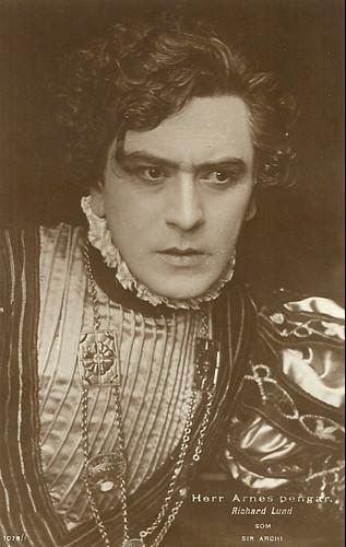 Richard Lund in Sir Arne's Treasure (1919)
