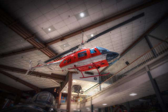 TH-57 Sea Ranger - National Museum Of Naval Aviation - Pensacola - Florida - USA
