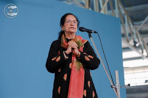 Prof. Shyama Kapoor from Uday Park