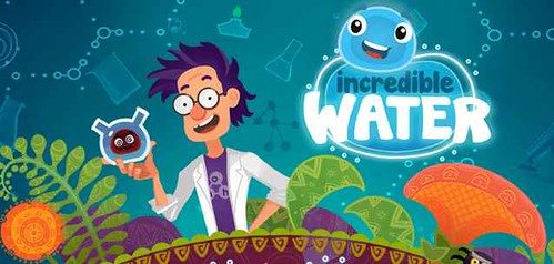 INCREDIBLE WATER ADVENTURE - un bellissimo puzzle game per Android!