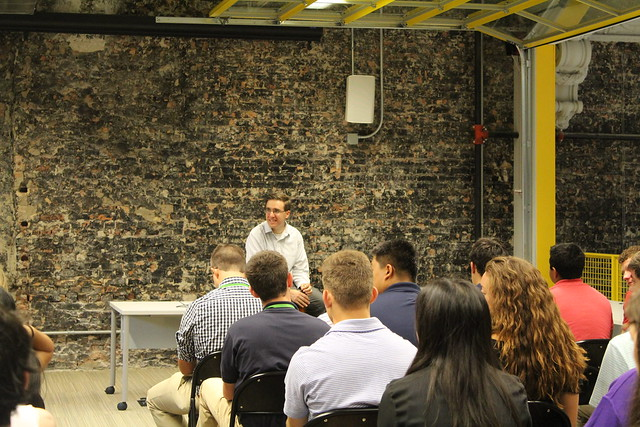 NSLC Business: Chicago Innovation Exchange July 17, 2015
