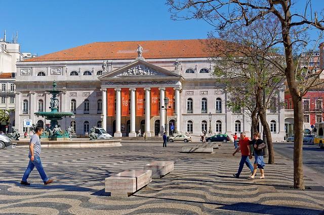 Lisbon : D. Maria II National Theatre _ 2/2