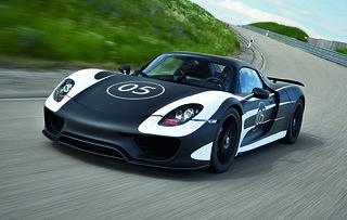 Porsche 918 Spyder - 01 | by Az online magazin