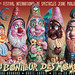Affiche Festival Au Bonheur des Mômes - 2015