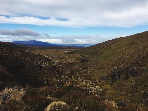 Mangatepopo Valley - Tongariro Alpine Crossing   by lady3jenn